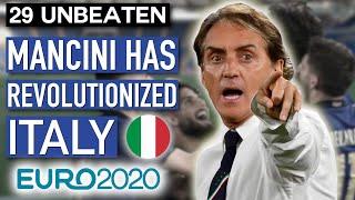 Italy Play The Best Football So Far Euro 2020 29 Matches Unbeaten Euro Daily