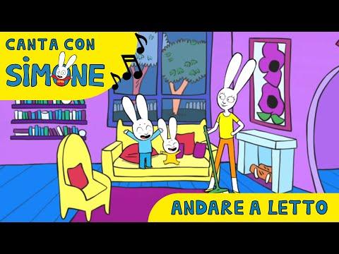 Simone  Andare a letto HD Ufficiale Cartoni Animati