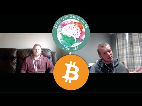 Crypto Mugs Rant #1 Bullish As Ever! The Bitcoin Hedge! #Podcast 45
