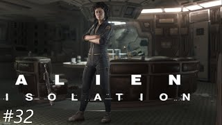 Alien Isolation # 32 Das Alien am Schwanz Packen ●[Horror] Lets Play Alien Isolation