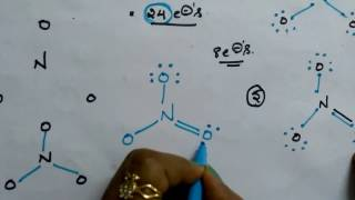 Trick To Draw Lewis Dot Structures