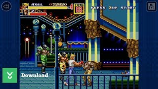 Streets Of Rage 2 Classic - rediscover the sequel to SEGA's side-scrolling classic!