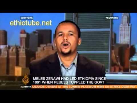 Aljazeera Inside Story   Amb David Shinn, Jawar Mohammed, and Farah Abdulsamed talk about post Meles Ethiopia   08 22 12