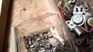 germanium transistors audio pre amplifiers, part 1