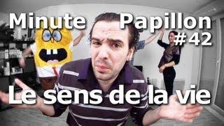 Minute Papillon #42 Le sens de la vie (feat Tal, Bob l'éponge...) thumbnail