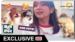 Kathryn draws her pets, reveals stories behind their names