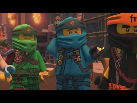 The Fire Chapter - LEGO NINJAGO Story Trailer 1 - (2019)