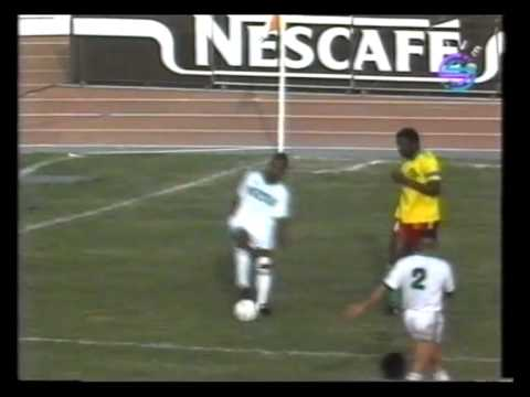 1992 Cameroon - Nigeria CAN1992  FULL MATCH