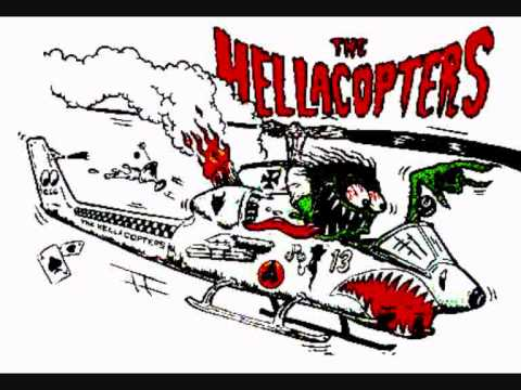 Gimme shelter By The Hellacopters