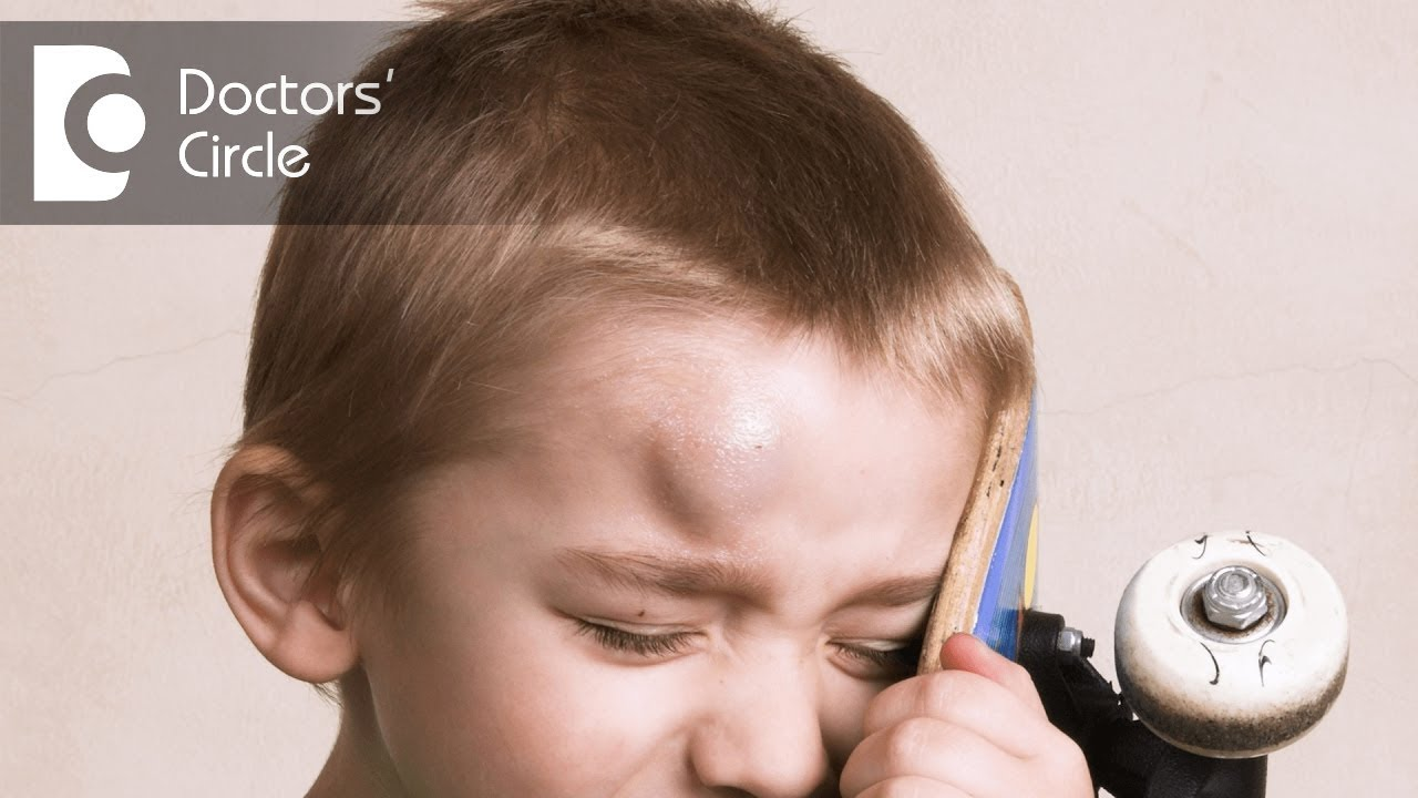 When To Worry About Head Bumps Due To Falls In Children Dr