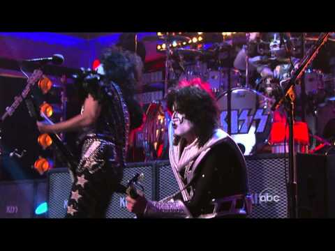 KISS [ Dancing With The Stars 4/9/12 ] Lick It Up 1080p