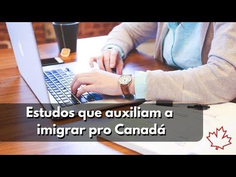 Programas de estudos para ajudar a se tornar residente permanente no Canadá