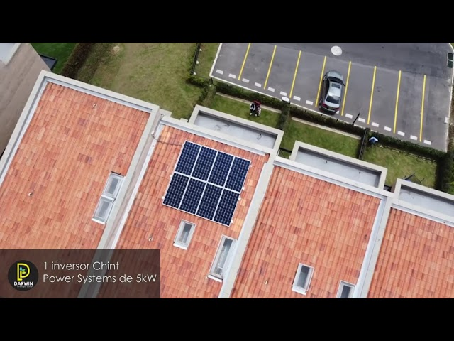 Proyecto Energía Solar Residencial en Envigado, Antioquia
