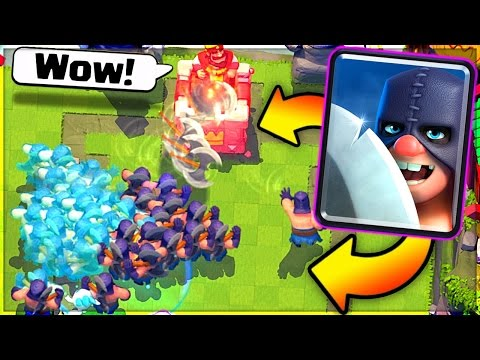 EXECUTIONER CHAOS! Clash Royale