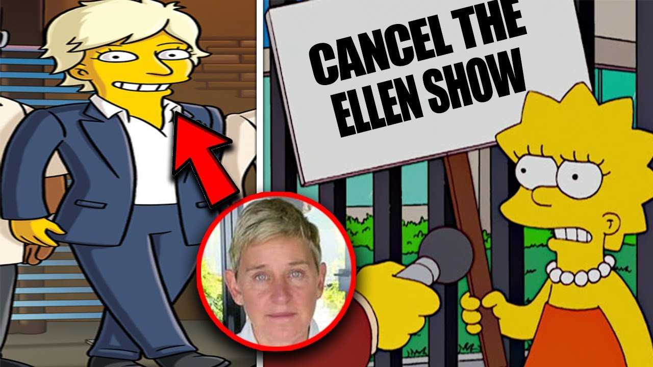 15 MORE Times The Simpsons Predicted The Future... (Ellen Cancelled, Pandemic & MORE)