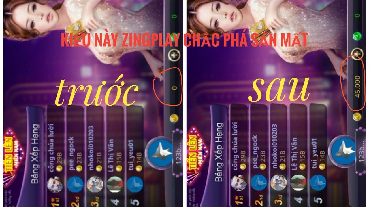 Mẹo đơn giản 'hack' gold Zingplay 100% thành công trên smartphone (P. 1)
