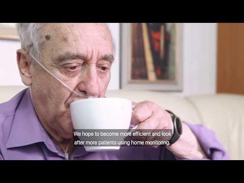 Sahlgrenska Sweden is changing healthcare and lives of COPD patients