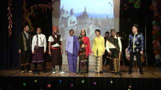 Lunar New Year 2012 - Indonesian song
