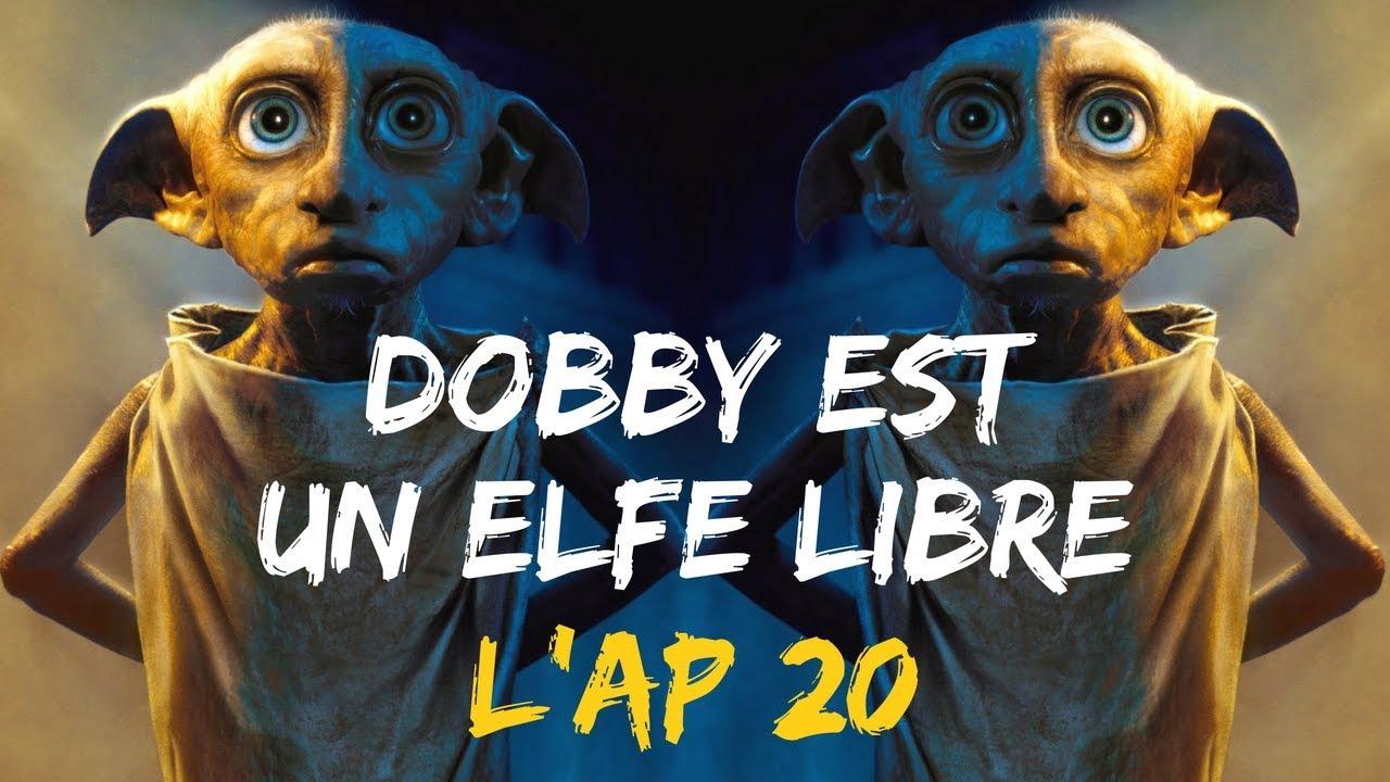 DOBBY dans Harry Potter - L'ANALYSE de Personnage #20