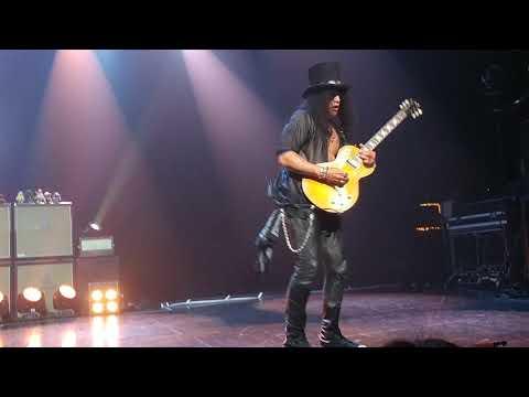 Slash – Anastasia live 2019 Korea Seoul.
