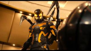 Ant-Man 2015 - Helicopter Fight Scene HD