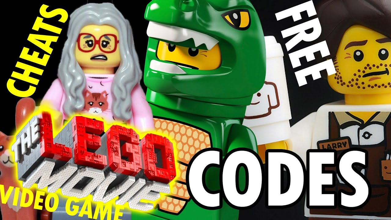 The Lego Movie Videogame Mega Guide Cheat Codes Collectibles Stud And More