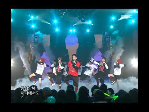 MC Mong - Ice Cream, 엠씨몽 - 아이스크림, Music Core 20061118