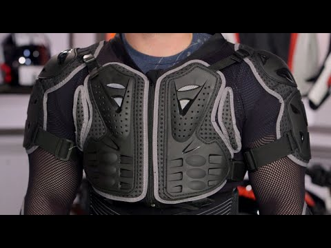 Cortech Accelerator Protector Armored Jacket Review