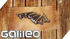 Schlaumeier: Nägel mit Köpfen machen | Galileo Lunch Break