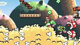 Super Mario World 2/Super Mario Advance 3, Yoshi's Island - Episode 1: Welcome To Yoshi's Island