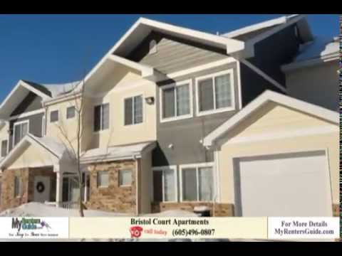 Bristol Court Apartments in Sioux Falls, SD - YouTube
