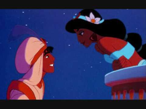SING WITH ME: You sing Jasmine in A Whole New World
