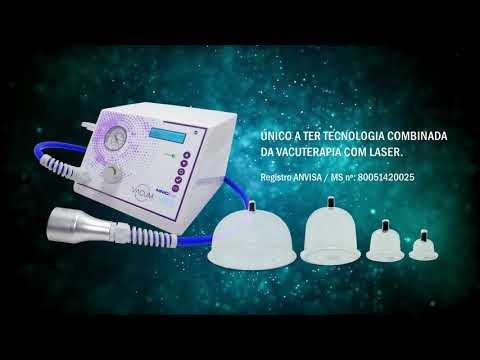 Vacum Laser | Vacuoterapia combinada com Laser (MMO Estética)