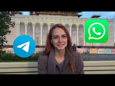 GUERRA ENTRE WHATS APP Y TELEGRAM