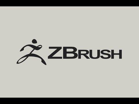 Урок по программе ZBrush: основы основ.