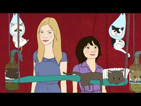My Apartment's Very Clean Without You (Official Video) by Garfunkel and Oates