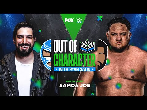 Samoa Joe on WWE release and return to NXT, Brock Lesnar & more | FULL EPISODE | Out of Character