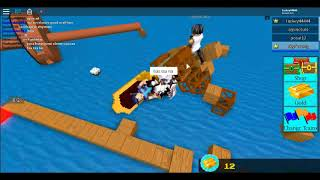 Roblox - Shipbuilding Game - Funny Adventure