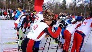 Закрытие лыжного сезона в Одинцово