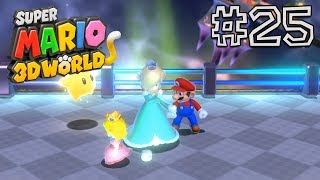 SUPER MARIO 3D WORLD #25 - Rosalina! ★ Let