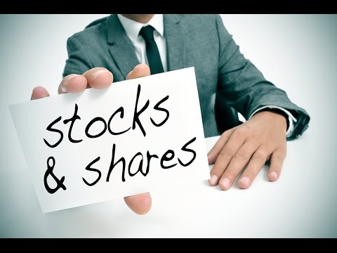 Financial English Vocabulary VV 39 - Stocks and Shares (Lesson 1) | Business English Vocabulary