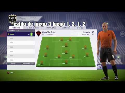 MEDIA DE 99 CLUBES PRO FIFA 18  (ESPAÑOL)