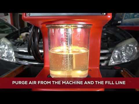 OI-9146 Brake Fluid Exchange Machine