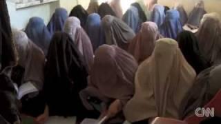 Afghan Women Still Risk Death To Learn To Read