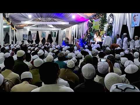 Habib Abdullah Bin Ali Al Athos medley di majelis Aswaja kediaman Bang Jaya Rahmat