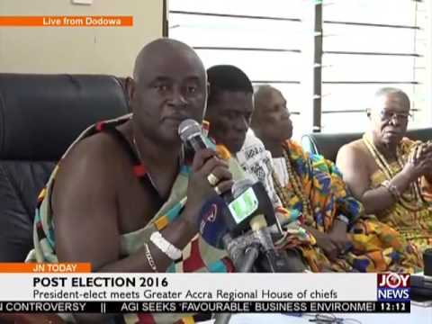 Post Election 2016 - Joy News Today (13-12-16)