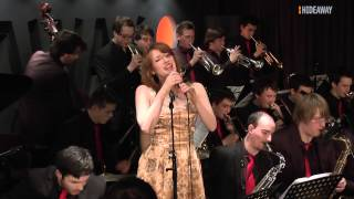 NYJO - That Old Black Magic - another stunning live performance at London's top jazz club, Hideaway