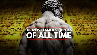 🔥TOP 180 Famous Quotes t๐ Always Remember