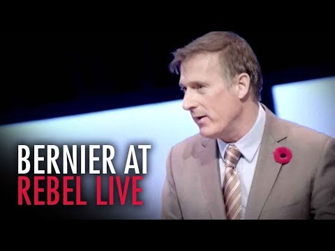 Maxime Bernier: The Rebel Live Calgary (Full speech)