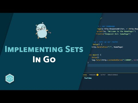 Implementing a Set in Go - Go Data Structures